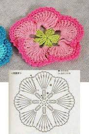 Crochet Flowers Patterns Interesting 48 DIY Crochet Flower Patterns 48 Crochet