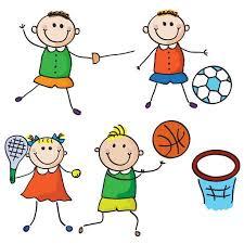 Znalezione obrazy dla zapytania dzieci i sport
