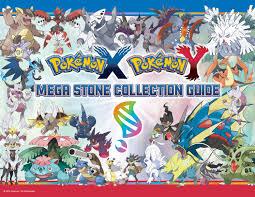 Mega Stone Guide by Jacob Houle - issuu
