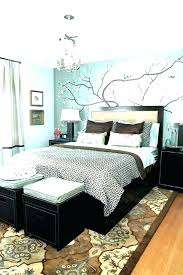 dark teal and grey bedroom gray