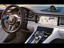porsche panamera black interior. new porsche panamera 2017 interior turbo carjam tv black interior