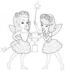For Sofia The First Coloring Pages Coloring Pages For Children