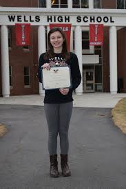 news about wocsd wells ogunquit csd clarrage and her award