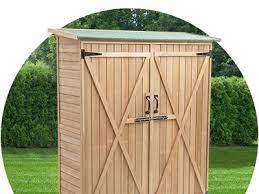 sheds outdoor storage canada