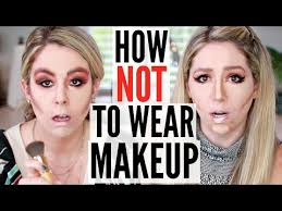 how to wear makeup but not look like you are mugeek vidalondon