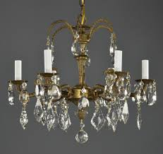 one other image of spanish brass chandelier