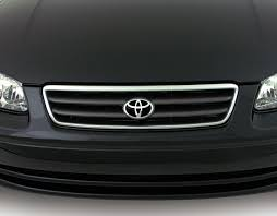 2000 Toyota Camry New Car Test Drive