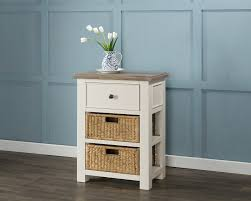 small console table. Small Console With 1 Drawer \u0026 2 Baskets (54-03) Table N