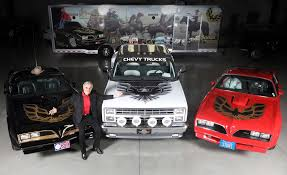 barrett jackson to auction vehicles from the burt reynolds collection update w results