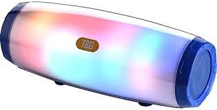<b>TG165 Portable Bluetooth Speaker</b>, Stereo Multiple Flash Style LED ...