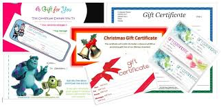 Free Printable Gift Certificate Template Word 45 Free Printable Gift Certificate Templates Ms Word