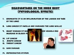 effects of smoking alcohol and drugs on the body causes air pollution 8