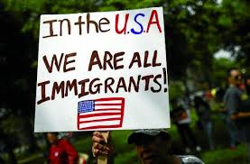 Image result for pictures of: we are all immigrants