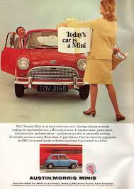 eighteen brilliant mini adverts  mini advertising