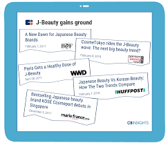 in 2018 and beyond we will see j beauty capture increased consumer rel and investor attention