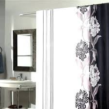 smlf extra long shower curtain luxury extra long shower curtains uk bathroom decor extra long shower curtain