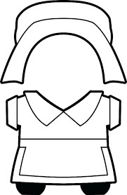 Ladies Hat Coloring Pages Download Pilgrim Bonnet Page Turkey With