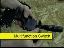 multifunction turn signal switch replacement 2002 jeep wrangler dodge neon multifunction switch connector at 2003 Dodge Neon Sxt Multifunction Switch Wiring