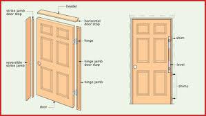 Interior Door Jamb Interior Door Jamb Doors Design Nongzico