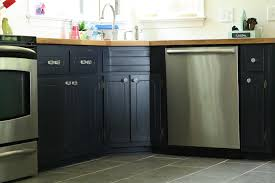 kitchen black paint wooden kitchen awesome black painted