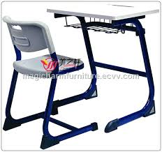 student desk and chair set plastic student furniture student desk chair set