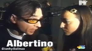 Camila Raznovich intervista ALBERTINO (1997) MTV - YouTube