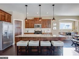 Yellow Pine Kitchen Cabinets 19648 Yellowpine Street Nw Oak Grove Mn 55011 Mls 4793825
