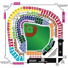 Rangers Stadium Seating Chart 73 Punctual Arlington Rangers Stadium Seating Chart