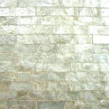 capiz shell wall art fl panel mosaic get decor group flower