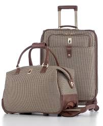 Womens Luggage Sets Designer Closeout London Fog Chelsea Lites 360 X Spinner Luggage