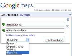 official google blog biking directions added to google maps Add Destination New Google Maps biking directions added to google maps add destination in google maps