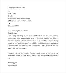 Cover Letter To Fax Fax Cover Letter Examples Shared By Arjun Scalsys