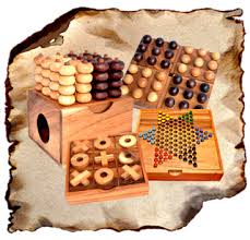 Wooden Strategy Games Ting Tong Shop 94