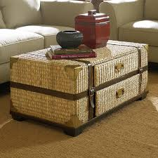 Cute Coffee Table Cute Rattan Coffee Table Trunk On Interior Home Paint Color Ideas