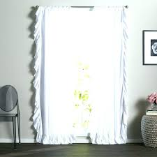 double curtain rods canada room darkening half window curtains rod dry solid pocket panels umbra r