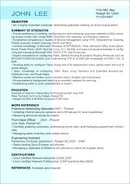 Network Specialist Resume Network Engineer Resume Elegant Network Engineer Resume 2 Year