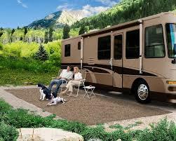 com prest o fit 2 0171 patio rug brown 8 ft x 20 ft automotive