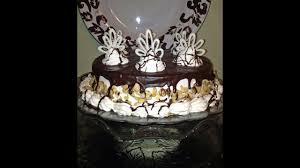 Best Chocolate Cake Ever Tutorial Cake Decorating Youtube