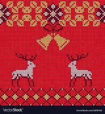 Christmas Pattern Sweater Best Decorating Design
