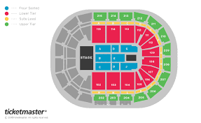 Secc Seating Chart Liverpool Echo Seating Plan Westlife