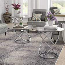 You'll receive email and feed alerts when new items arrive. Orren Ellis Barbieri 3 Piece Coffee Table Set Reviews Wayfair