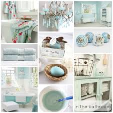 Duck Egg Blue Decorative Accessories Magnificent Chic Duck Egg Bathroom Accessories Ea32 China Wholesale 32pcs Duck