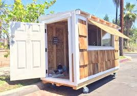 Small Picture Man Builds Tiny House for Homeless Woman Sleeping in the Dirt