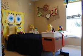 5 Kids Bedroom Decorations with Funny and Cute Impression  SpongeBob kids bedroom  decorations