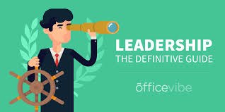 how to be a good leader the complete guide officevibe