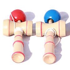 Wooden Ball On String Game Vintage Japanese Kendama Wood Cup And Ball String Toy YouTube 58
