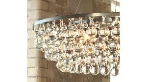chandeliers ochre arctic pear chandelier round interiors replica