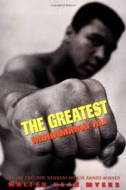 The Greatest: Muhammad Ali: Walter Dean Myers: 9780590543439 ...