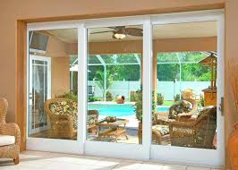 sliding patio door s creative of three panel sliding patio door sliding glass doors exterior sliding