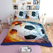 soccer bedding twin soccer bedding twin photo 1 of 9 new kids soccer bedding set football duvet cover pillowcase twin full queen king size soccer sheet set